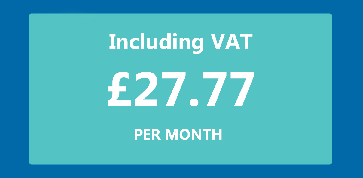Care Hub prices VAT excluded